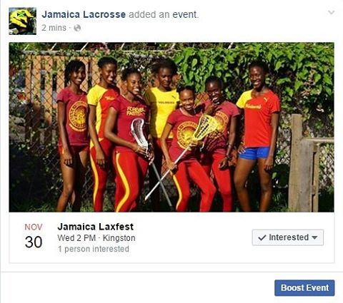 JAMAICA HS Laxers get ready!!! Its on next week! Ourhellip