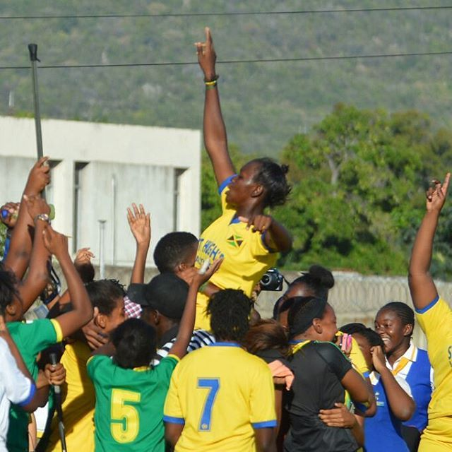 St Hughs is 1! The Swans top Wolmers 87 inhellip