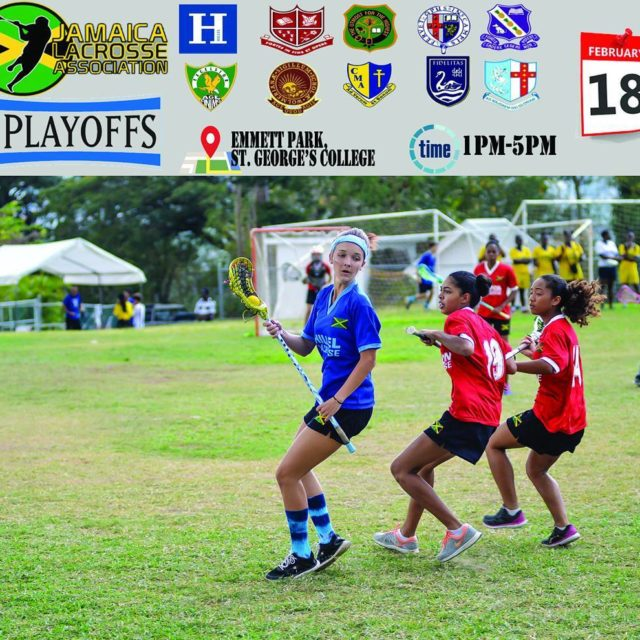 Girls HS Lax Champs PlayOffs are also going down tomorrowhellip