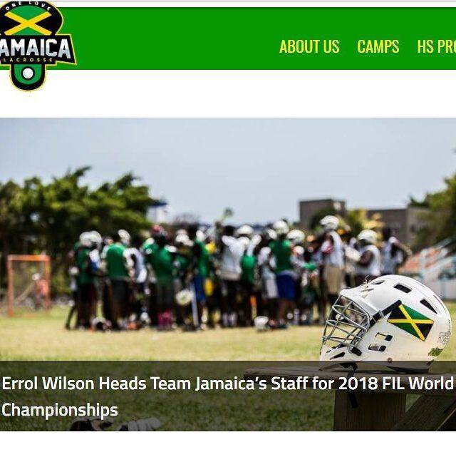 Breaking News! Errol Wilson named head coach of Team Jamaicahellip