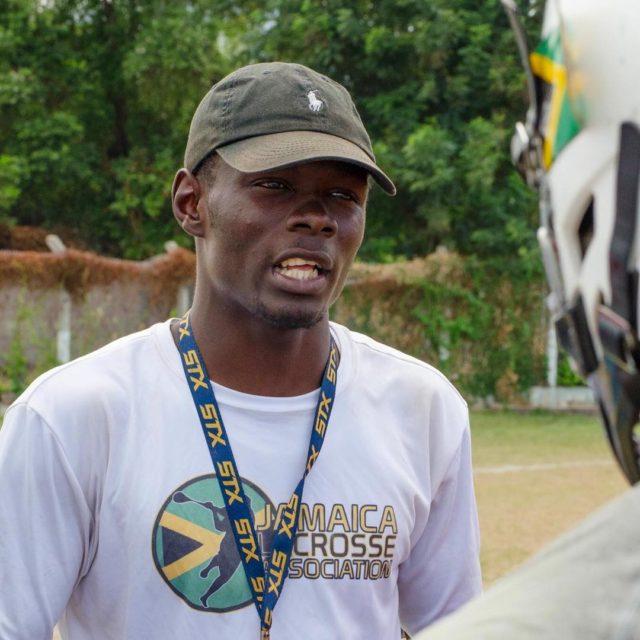 Greg Powell captain of the U19 Jamaican National Team coachinghellip