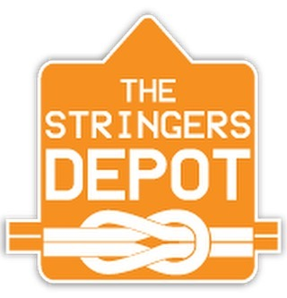 A big up THENK YUH to the guys at stringersdepothellip