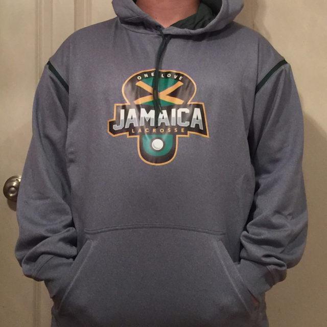 Limited amount of Jamaica Lacrosse Sport Tek sweatshirts for salehellip
