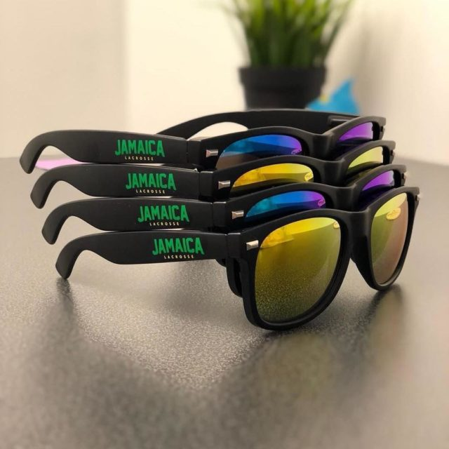 We will have Limited edition tomahawkshades Jamaica Lacrosse sunglasses forhellip