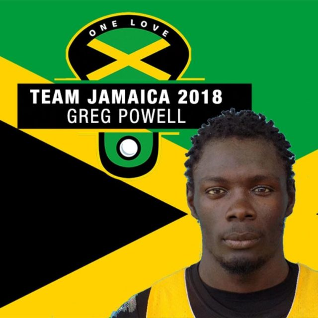 Bless Up and Welcome middie Greg Powell Denham Town Highhellip